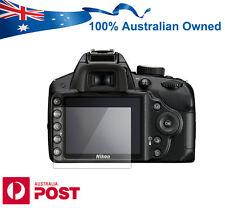 Tempered Glass Screen Protector for Nikon D3400 D3300 D3200 DSLR Digital Camera