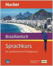 NEU: Brasilianisch lernen - Sprachkurs für Anfänger - Buch plus Audio-CDs
