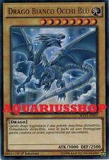 Yu-Gi-Oh Drago Bianco Occhi Blu MVP1-IT055 Ultra Rara ITA Blue-Eyes White Dragon