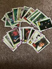 1990 Nkotb New Kids on the Block 25 random trading cards