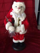 Santa Cat Doll