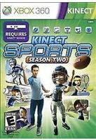 Kinect Sports: Season Two Xbox 360 Kids Kinect Game 2 Very Good