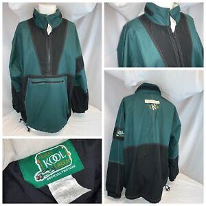 Team Kool Green TKG Gear Jacket Pullover XXL Men Green Cotton Mint YGI C0-29