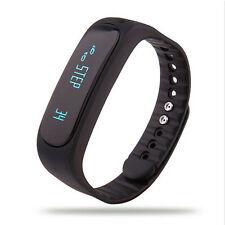 E02 Smart Health Wrist Band Fitness Tracker For all android Phones and IOS
