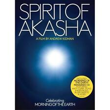 SPIRIT OF AKASHA DVD REGION 0 PAL & CD NEW