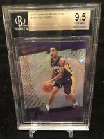 💎💎2017-18 Panini Revolution Kyle Kuzma RC #102 LA Lakers BGS 9.5 GEM MINT 💎💎
