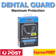 DenTek Professional Fit Dental Guard Protecion Bruxism Night Time Teeth Grinding