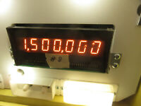Bally Pinball 7 Numeric Digit Display (Inv #8) Working SEE VIDEO