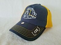 Vintage CSX RAILROAD / TRAIN HAT - BRAND NEW Old Stock