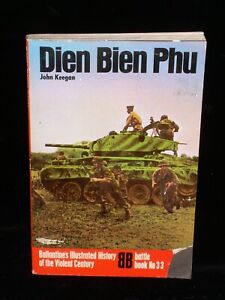 Dien Bien Phu PB Battle Book 33 John Keegan 1974