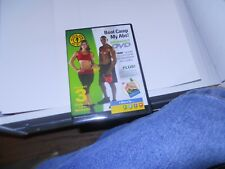 Golds Gym Workout DVD- BOOT CAMP MY ABS FREE SHIPPING