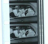 Advertising 16mm Film Reel - Seattle First National Bank Car Pool 20 Sec  (SB16)