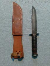 Vintage KA-BAR USMC MK II Fighting Knife