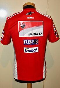 2018 Ducati Motogp Team Issue T-shirt, Stoner 27 Amazing.