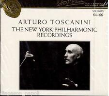 Toscanini Collection Vol. 64-66 - The New York Philarmonic Recordings - CD
