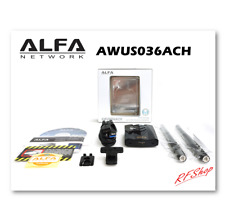 AWUS036ACH Long range 802.11ac dual band USB wireless adapter