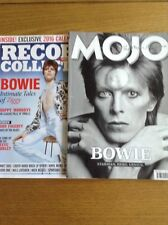 record collector  mojo bowie magazine