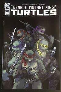 Teenage Mutant Ninja Turtles #101 IDW First Printing 2020 Comic Book TMNT NM