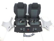 Sitz Rücksitzbank Zusatzsitze Notsitz Hinten für Opel Zafira B 05-11
