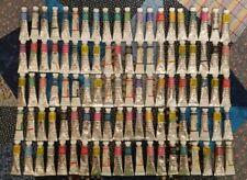 #2 LOT OF 100 Winsor and Newton Professional Watercolors & 5ml .17 fl. oz. NEW!