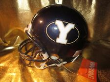 BYU Brigham Young University Cougars Bowl College Football Riddell Mini Helmet