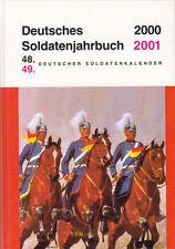 Deutsches Soldatenjahrbuch 2000/2001 - 48./49. Soldatenkalender Schild Militär