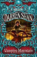 Vampire Mountain (The Saga of Darren Shan, Book 4) by Darren Shan New P/B (Q)