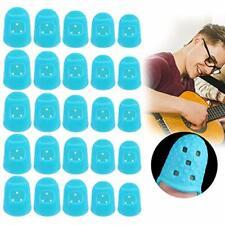 Guitar Finger Guards,Guitar Fingertip Protectors,Fingertip Protection Covers Cap