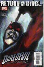 Daredevil #118 / Return Of The King / Brubaker / Lark / 2009 / Marvel Comics