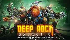 DEEP ROCK GALACTIC - STEAM SPECIAL OFFER - READ DESCRIPTION - Trusted Seller⭐