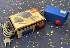 Vintage Lego 741 Train Power Supply Transformer 12V (Boxed) Untested