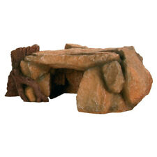 Trixie Rock Formation With Trunk, 25 CM, New