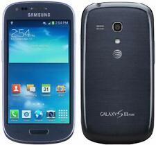 Samsung Galaxy S3 Mini SIII Mini 8GB Unlock SIM Free Android - Blue