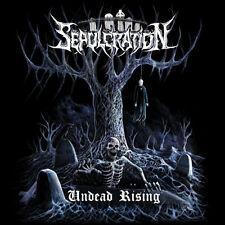 "Sepulcration ""Undead Rising"" death metal CD"