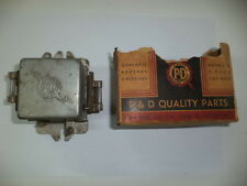 1920S,1930S,1940S Ford/Lincoln Double Fused Headlight Relay GENUINE P&D LR-4 6v.