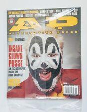 Alternative Press Magazine 131 June 1999 Insane Clown Posse RARE Violent J Cover