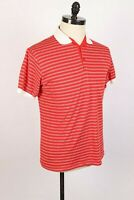 Vintage OP OCEAN PACIFIC Striped Surf Polo Shirt USA Mens Size XL