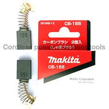 Makita HM1202C HM1200K HR4500C HR5001C HR3850K CB155 Carbon Brushes 181048-2