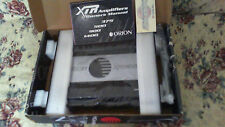 orion extreme xtr 500 amplifier car new rare class AB