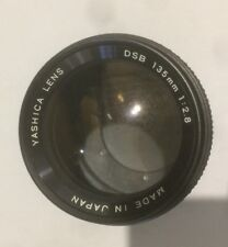 Yashica Lens DSB 135mm. 1:2.8
