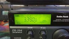 Radio Shack Dx-394, Short wave / Ham radio Receiver, Am, Usb,Lsb, Cw, Rf gain