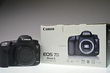 Canon EOS 7D Mark II 20.2MP Digital Camera Body Shutter Count 4791 Excellent+