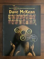 Dave McKean Pictures That Tick Short Narrative Book One Tpb Low Nm