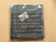 Kleines Hände Frottee Handtuch in der Farbe grau/blau– super Angebot!