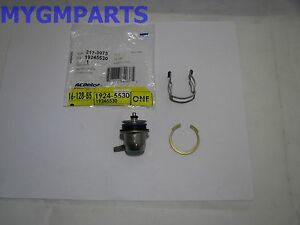 TAHOE YUKON SUBURBAN 4.8 5.3 FUEL PRESSURE REGULATOR 2000-2003 NEW OEM 19245530