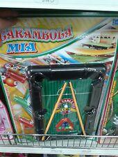 Set mini biliardo carambola  Kit gioco di qualità giocattolo toy
