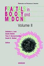 Fractals in Biology and Medicine, Volume II by