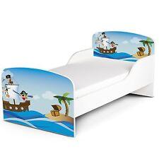 lit de bébé MDF PIRATES nouveau bois meubles d'ENFANTS