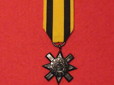 FULL SIZE ASHANTI STAR MEDAL 1901 MUSEUM COPY WITH RIBBON.