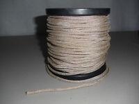 """.054/""""  Speaker  Braided Tinsel Lead Wire 600 Watt 10 Ft Speaker  Repair."""